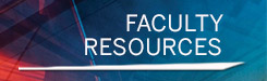 Faculty Resources Intranet