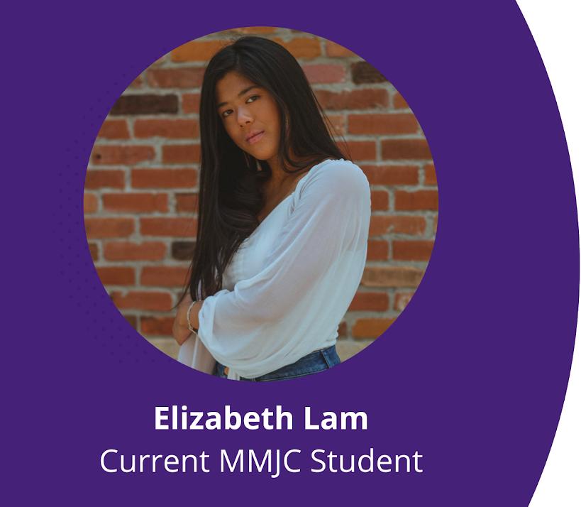 Elizabeth Lam, current MMJC student