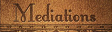 Mediations Logo