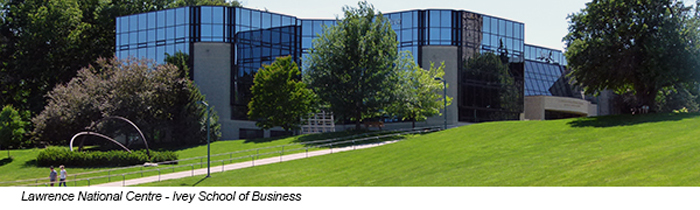Lawrence National Centre - Ivey School of Business