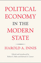 Political Economy in the Modern State Book Cover