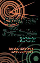 Cover of Cyberwar and Revolution