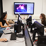 MMJC students work in a computer lab during class.